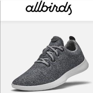 Allbirds Gray men size 11 wool runners